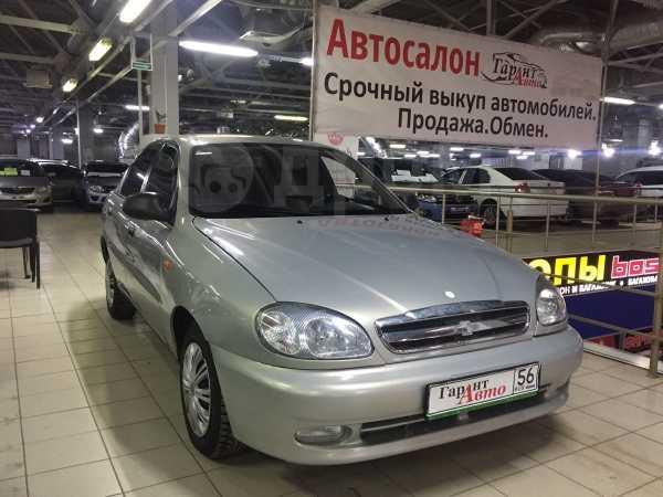 Chevrolet Lanos, 2009 год, 143 000 руб.