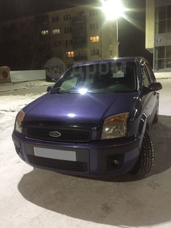 Ford Fusion, 2006 год, 199 999 руб.