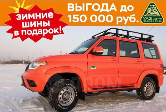 УАЗ Патриот, 2019 год, 1 061 000 руб.