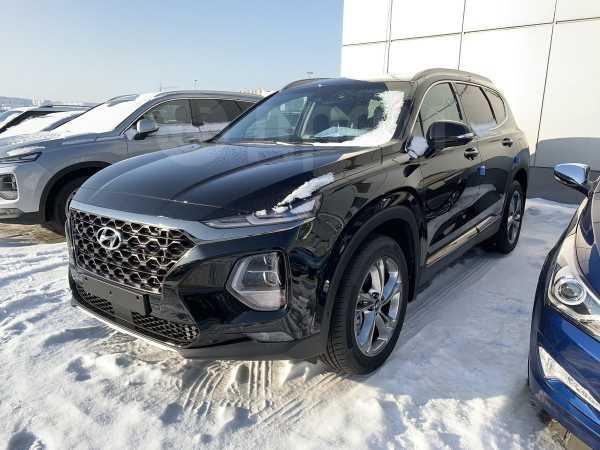 Hyundai Santa Fe, 2018 год, 2 764 000 руб.