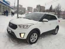 Hyundai Creta, 2016 г., Новосибирск