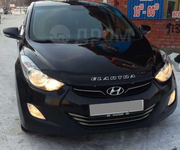 Hyundai Elantra, 2013 год, 750 000 руб.