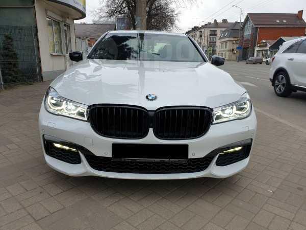 BMW 7-Series, 2017 год, 3 920 000 руб.