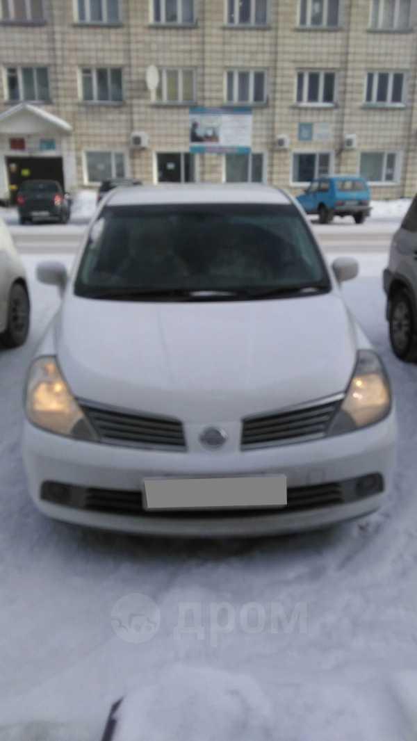 Nissan Tiida Latio, 2006 год, 257 000 руб.