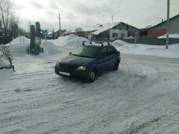 Renault Logan, 2007 год, 110 000 руб.