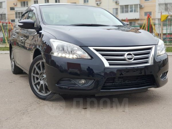 Nissan Sylphy, 2015 год, 829 000 руб.
