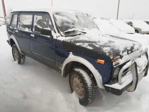 Лада 4x4 2131 Нива, 2006 год, 119 000 руб.
