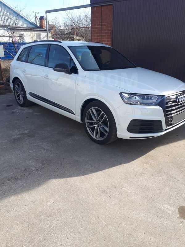 Audi Q7, 2018 год, 5 500 000 руб.