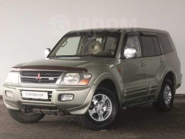 Mitsubishi Pajero, 2002 год, 399 000 руб.