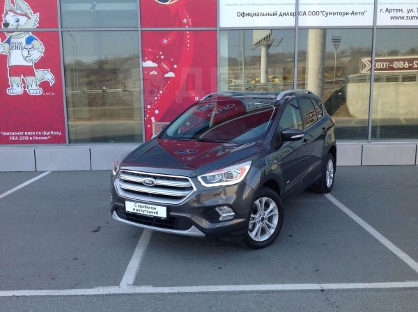 Ford Kuga, 2017 год, 1 480 000 руб.