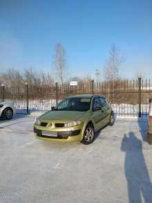 Иркутск Megane 2003