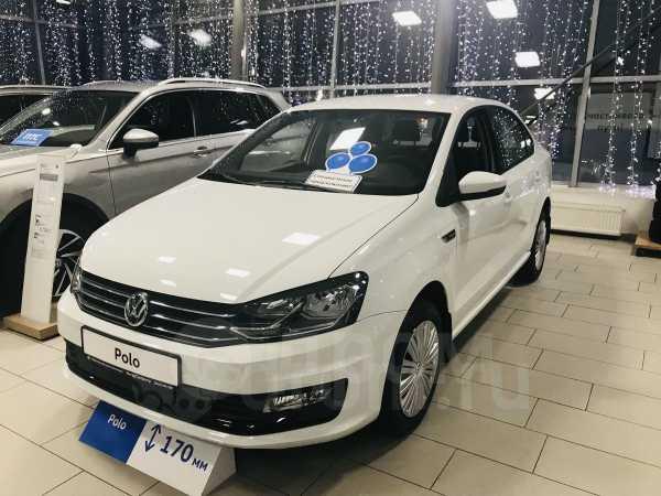 Volkswagen Polo, 2019 год, 795 950 руб.