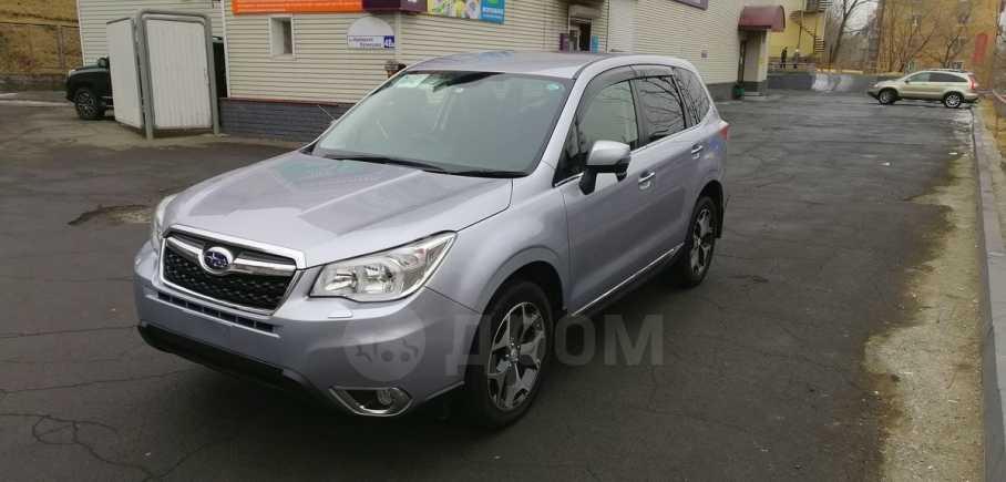 Subaru Forester, 2014 год, 1 240 000 руб.