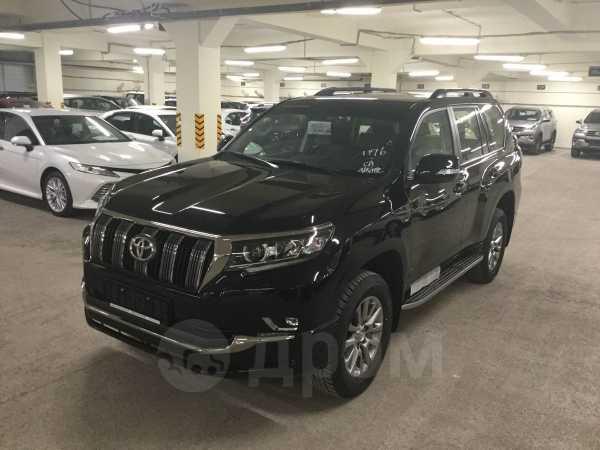 Toyota Land Cruiser Prado, 2018 год, 3 527 000 руб.