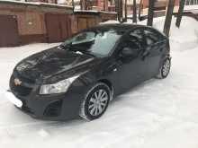 Chevrolet Cruze, 2013 г., Томск