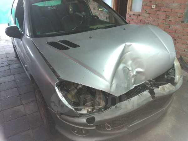 Peugeot 206, 2008 год, 90 000 руб.