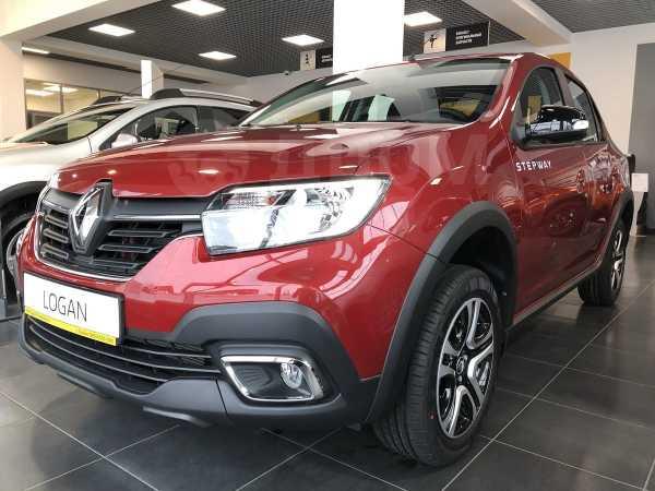 Renault Logan, 2018 год, 897 970 руб.