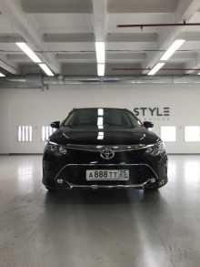 Toyota Camry, 2017 г., Владивосток
