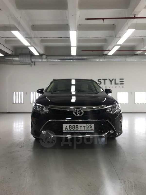 Toyota Camry, 2017 год, 1 629 999 руб.