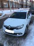 Renault Logan, 2017 год, 580 000 руб.