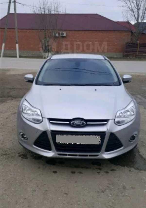 Ford Focus, 2012 год, 445 000 руб.