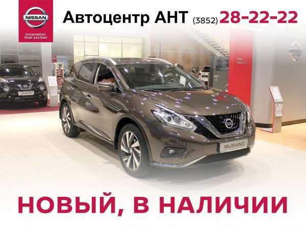 Nissan Murano, 2018 год, 2 722 000 руб.