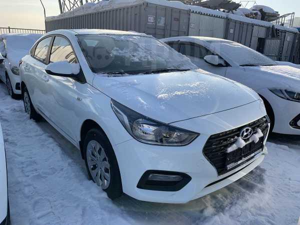 Hyundai Solaris, 2018 год, 733 000 руб.