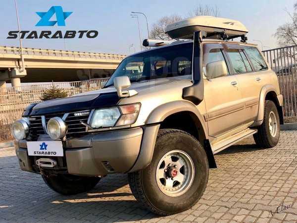 Nissan Safari, 2003 год, 788 000 руб.