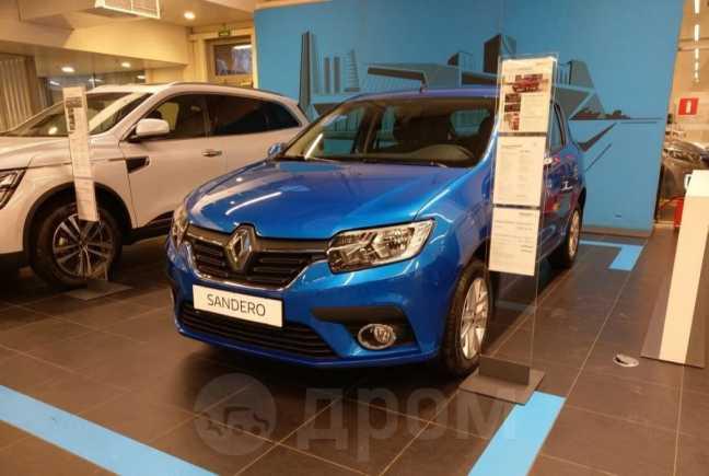 Renault Sandero, 2019 год, 809 990 руб.