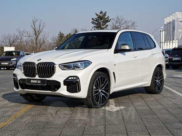 BMW X5, 2019 год, 8 450 000 руб.