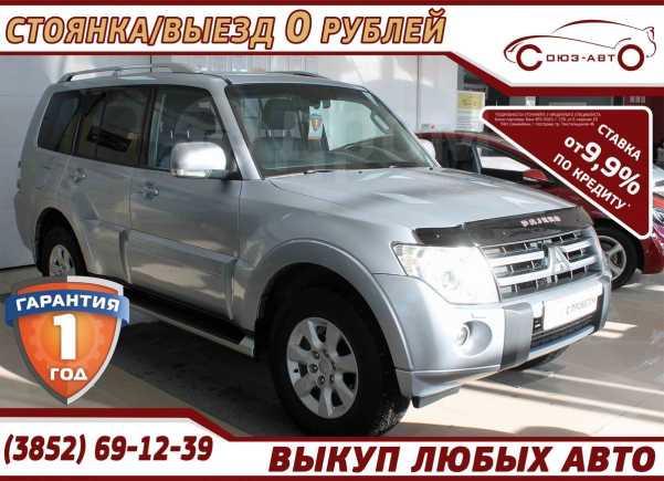 Mitsubishi Pajero, 2010 год, 1 225 000 руб.