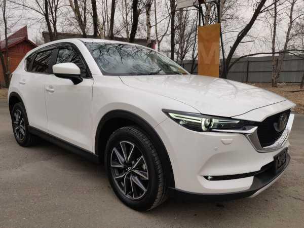 Mazda CX-5, 2018 год, 1 700 000 руб.