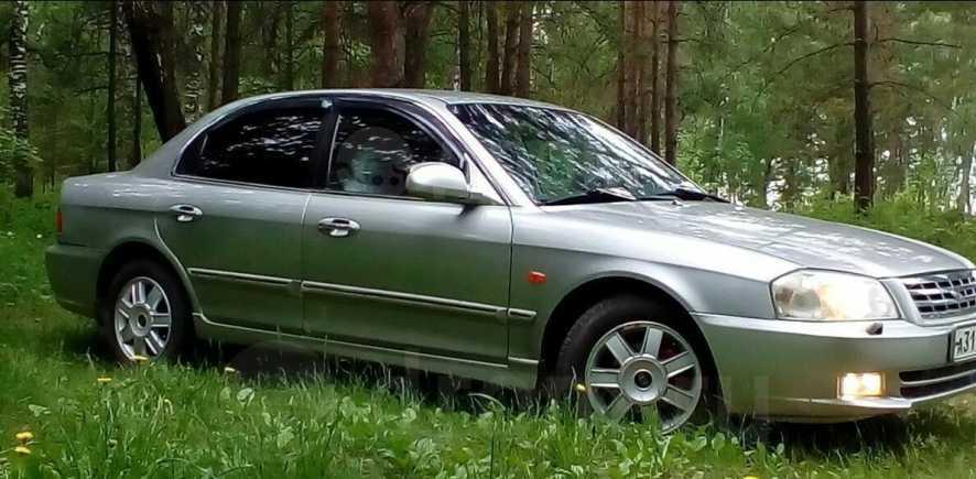 Kia Magentis, 2003 год, 300 000 руб.