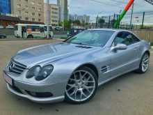 Mercedes-Benz SL-класс, 2003 г., Уфа