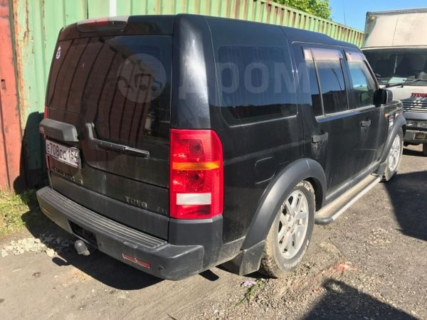 Land Rover Discovery, 2005 год, 320 000 руб.