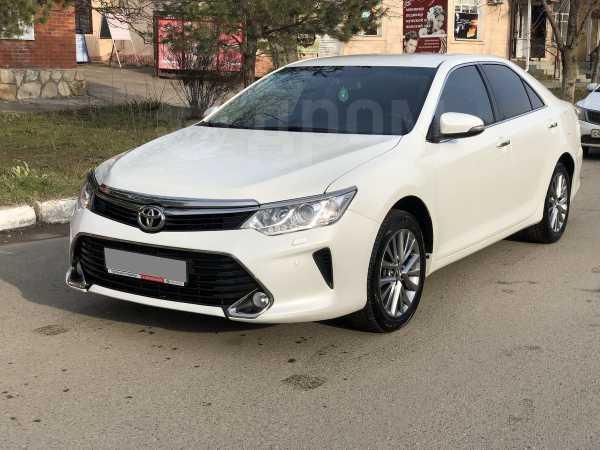 Toyota Camry, 2016 год, 1 350 000 руб.