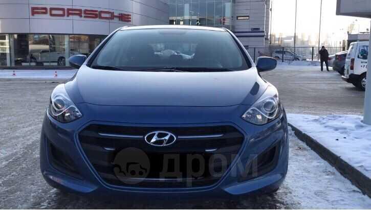 Hyundai i30, 2015 год, 730 000 руб.