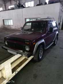 Новокузнецк 4x4 2121 Нива 2004