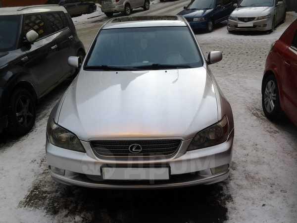 Lexus IS300, 2002 год, 360 000 руб.
