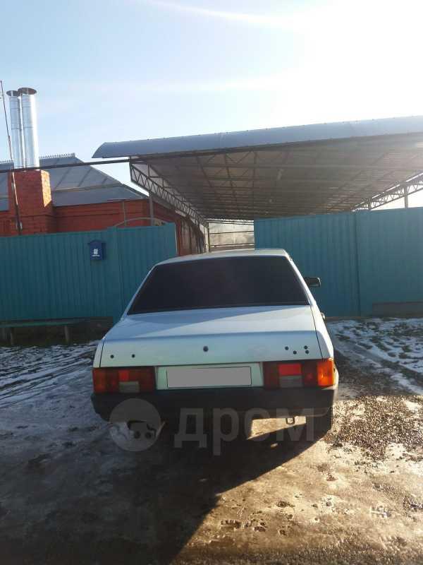 Лада 21099, 2002 год, 85 000 руб.