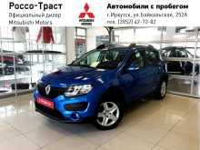 Renault Sandero, 2016 г., Иркутск