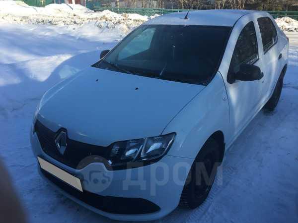 Renault Logan, 2017 год, 470 000 руб.