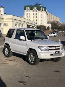 Хабаровск Pajero iO 2000
