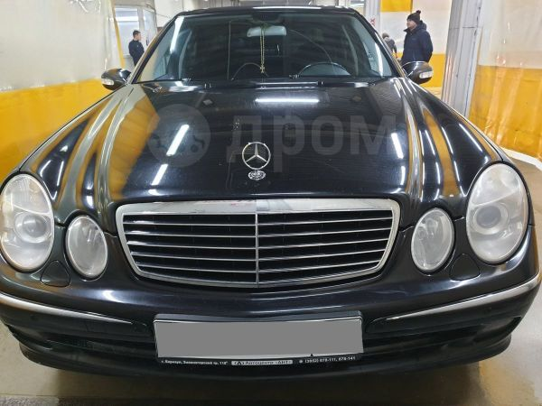 Mercedes-Benz E-Class, 2005 год, 500 000 руб.