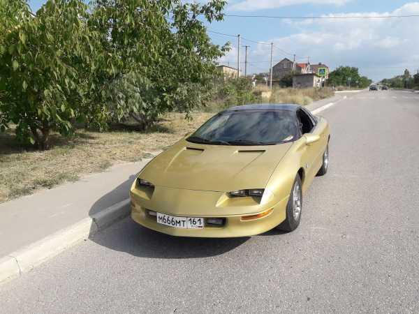 Chevrolet Camaro, 1996 год, 400 000 руб.