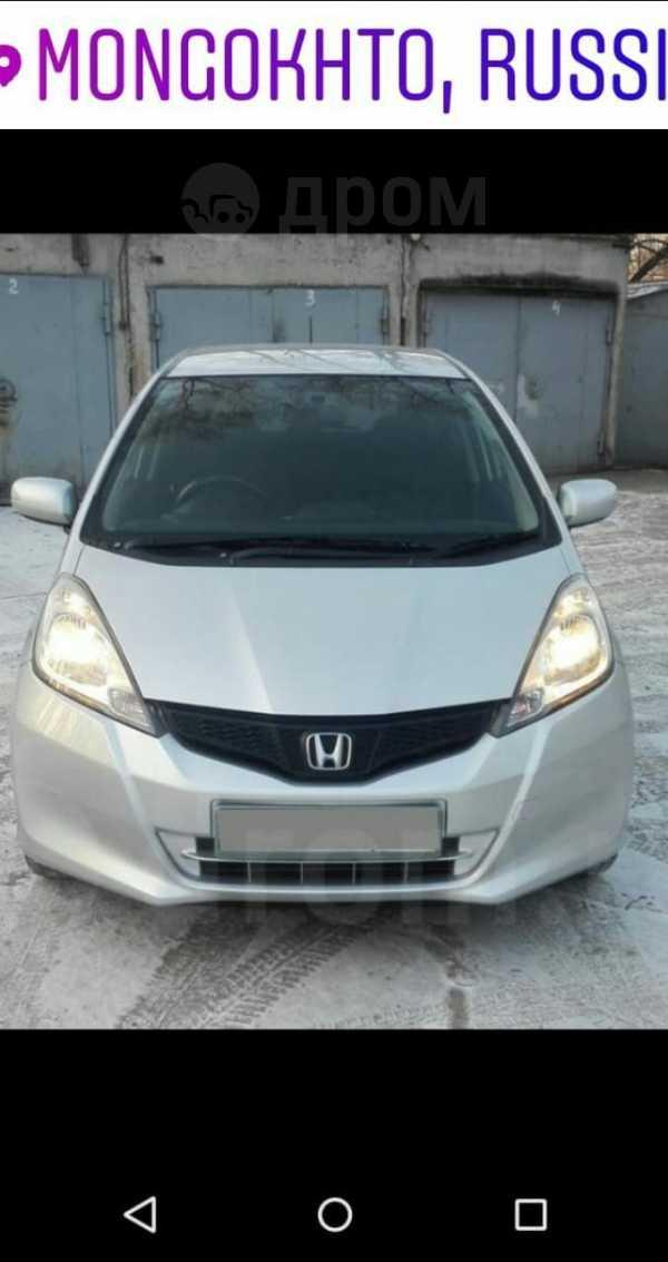 Honda Fit, 2012 год, 480 000 руб.