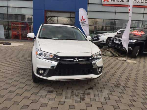 Mitsubishi ASX, 2018 год, 1 535 000 руб.