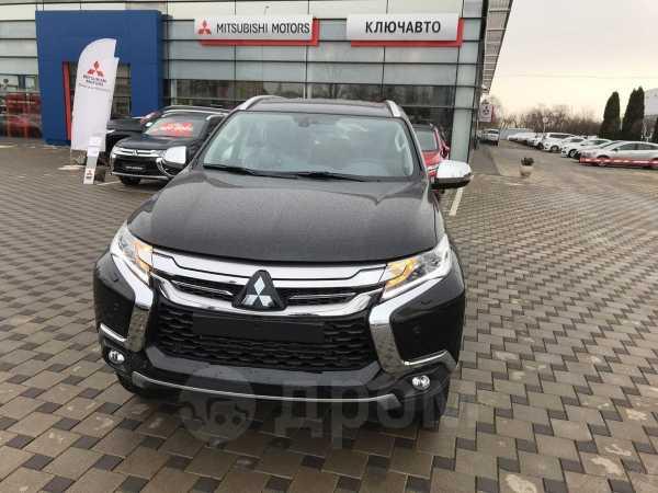 Mitsubishi Pajero Sport, 2019 год, 2 704 000 руб.