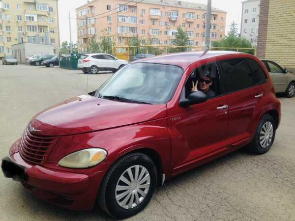 Chrysler PT Cruiser, 2005 год, 220 000 руб.