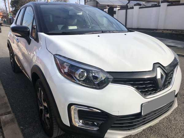 Renault Kaptur, 2016 год, 790 000 руб.